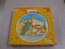 WALT DISNEY PLUTO 125 FULLY INTERLOCKING PIECES ROUND JIGSAW PUZZLE
