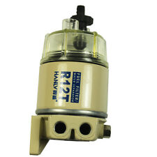 NEW  R12T MARINE SPIN-ON FUEL FILTER / WATER SEPARATOR 120AT