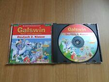 (PC) - GALSWIN SPIEL + LERN ABENTEUER - DEUTSCH 2. KLASSE