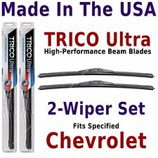 Buy American: TRICO Ultra 2-Wiper Blade Set: fits listed Chevrolet-13-16-16