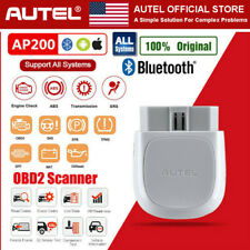 Autel AP200 Bluetooth OBD2 Scanner Code Reader Full Systems19 Service Functions