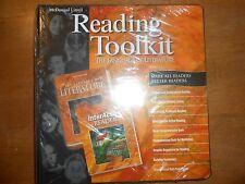 Reading Toolkit Grade 9, McDougal Littell, The Language of Literature, 2002