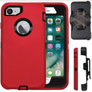 Apple iPhone X Luxury Case Premium Quality High Protection Holster Kickstand NEW