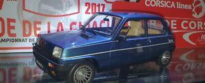 1/12 Ottomobile Renault 5 Alpine Turbo 1984 Navy Blue otto ottomodels r5 No 1.18