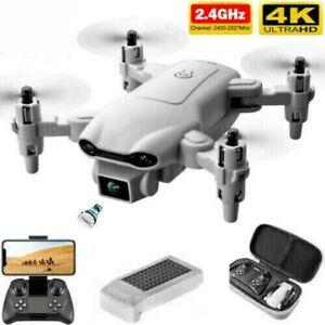 2021 New RC Drone 4K HD Wide Angle Camera WIFI FPV Drone Camera Quadcopter
