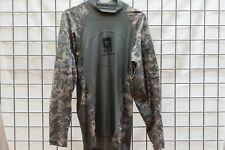 USGI Massif Army Combat Shirt ACU Pattern Size Large Regular - Used