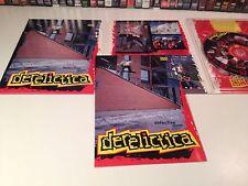 Derelictica Rare Snowboarding DVD 2005 Defective Films Extreme Winter Sports