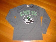 SRU SLIPPERY ROCK University PRIDE THE ROCKS  Long Sleeve  T-Shirt NEW .. MEDIUM