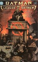 Batman League of Batmen DC Comics 2001 Prestige Format