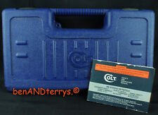 Colt Factory 1991A1 Commander Model Old Style Empty Pistol Box Case with Manual