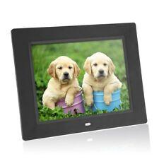 Andoer® 8 Ultrasottile HD TFT-LCD digitale Photo cornice Orologio (o7p)