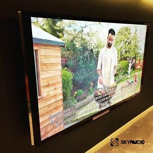"""Bang & Olufsen BeoVision Avant 75"""" NG  with WallBracket or FloorStand Option"""