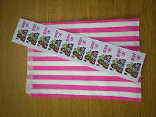 Monster High Birthday Party Cake Bags and Stickers (10)