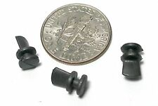 3pc Aurora AFX G+ G-Plus Slot Car Chassis PLASTIC FIN STYLE GUIDE PINS 8782 A