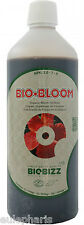 BIO-BLOOM 500ml BioBizz Abono/Fertilizante Floracion 100% Biologico Bio Bizz