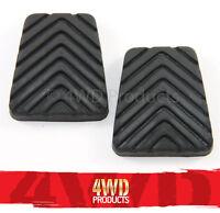 Brake/Clutch Pedal Pad Rubber SET for Mitsubishi Pajero NH NJ NK NL NM NP 91-06