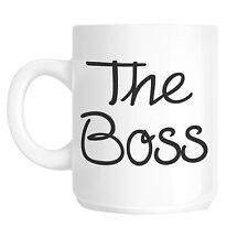 The Boss Novelty Gift Mug