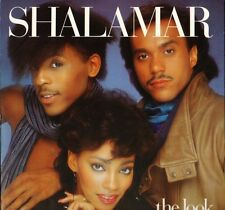 SHALAMAR the look 96-0239-1 german solar 1983 LP PS EX/EX with inner sleeve