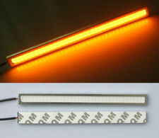 Orange Amber LED  Strip Lights Bar Car Truck Boat Interior 17CM Under Dash Floor