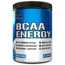Evlution Nutrition BCAA Energy Muscle Building Recovery And Endurance 30 Serving