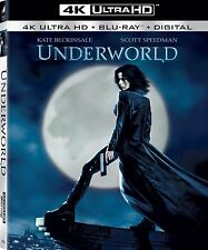 UNDERWORLD  (4K ULTRA HD)- Blu Ray - Sealed Region free