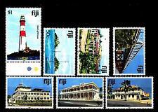 FIJI - FIGI - 1992 - Edifici e monumenti (con mill. 1992)