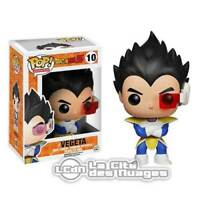 Dragon Ball Z Pop! Animation Vegeta Vinyl Figure n°10 FUNKO
