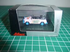 SCHUCO 25852 VW TYP 181 KUBELWAGEN 1:87/HO SCALE - NEW AND RARE