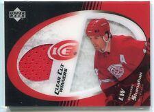 2003-04 Upper Deck Ice Clear Cut Winners BS Brendan Shanahan Jersey