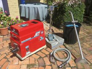 Carpet Cleaning Machine portable. Cleancare JET 45