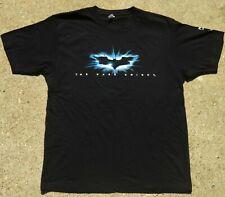 2008 The Dark Knight Batman Movie Promo Shirt Size Large Men Pre Owned Rare