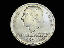 Unzirkulierte Münzen der Inflation & Weimarer Republik aus Silber