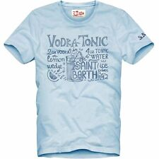 MC2 Saint Barth T-Shirt Uomo JACK Vodka Ingredients 31L
