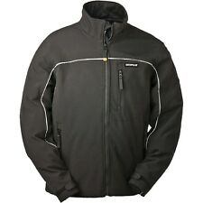 CAT Caterpillar Soft Shell Jacket Mens Water Resistant Windproof Durable Work