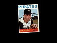 1964 Topps 558 Don Schwall EX-MT #D580715