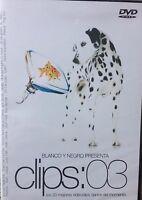 Clips:03 Blanco Y Negro-20 Mejores Videoclips De Dance Dvd Precintado