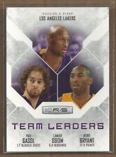 Cartes de basketball originaux Kobe Bryant