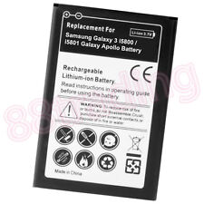 Qualité Batterie Pour SAMSUNG Galaxy 3 i5800 Apollo i5801 i5700 Galaxy Spica