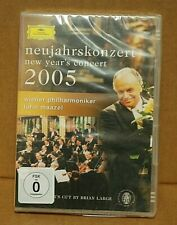 NEW - NEUJAHRSJONZERT - NEW YEAR'S CONCERT - DVD -  FREE DELIVERY