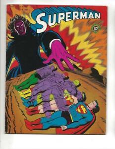 Superman #606 1968 Italian Classic JLA Cover!