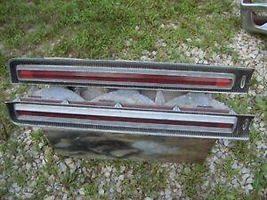 1969 Chrysler 300 Taillights 69 Mopar C-Body