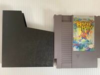 The Adventures of Bayou Billy, Game w/ Dust Sleeve, Nintendo NES