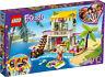 41428 LEGO Friends Beach House Mia & Andrea Holiday Home Set 444 Pieces Age 6+
