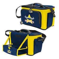 North QLD Cowboys NRL DRINK COOLER ICE BOX BAG WITH DRINK TRAY Christmas Gift