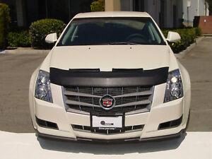 Colgan Premium Sport Hood Bra 1pc. Mask Fits Cadillac CTS 2009-2015 sedan&coupe