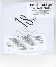(FL500) 18+, All The Time - 2014 DJ CD