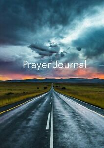 Prayer Journal: A Daily Devotional Template to hear from the Holy Spirit
