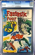FANTASTIC FOUR  # 71  Awesome Book!  CGC  Nice!