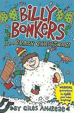 Billy Bonkers: It's a Crazy Christmas, Good Condition Book, Andreae, Giles, ISBN