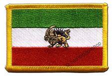 Applicazione in stoffa da stirare Iran Shahzeit 8x6 cm